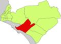 Localització de Son Santjoan respecte del Districte de Llevant.png