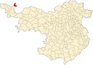 Llívia - Image: Localización de Llívia Gerona