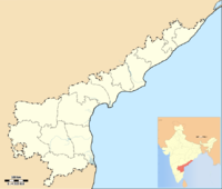Prakasam Barrage is located in Andhra Pradesh