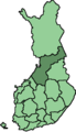 Location of Pohjois-Pohjanmaa in Finland.png