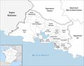 Locator map of Kanton Marseille-2.png
