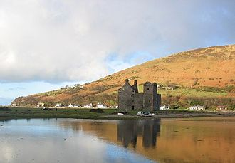 Isle of Arran - Lochranza Castle