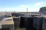 File:Lock gates on Cardiff Bay barrage - geograph.org.uk - 1314974.jpg