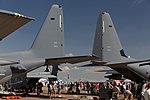 Lockheed C-130H Hercules Tails 5D3 4168 (28855018587).jpg