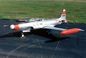 Lockheed T-33 - USAF Lockheed NT-33A