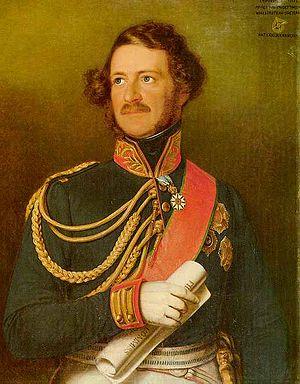 Wallerstein, Bavaria - Ludwig Fürst zu Oettingen-Wallerstein