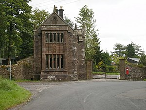 Browsholme Hall - Browsholme Hall Lodge