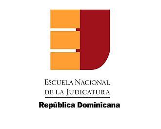 National Judicial College (Dominican Republic) - Image: Logo ENJ