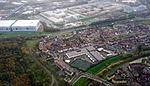 London, Thamesmead West - Belmarsh Prison, aerial view.jpg