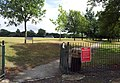 London-Woolwich, Barrack Field, Royal Artillery Barracks 04.jpg