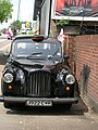 London Taxi, Cricklewood Broadway - geograph.org.uk - 398179.jpg