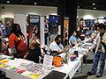 Long Beach Comic & Horror Con 2011 - artist alley (6301706034).jpg