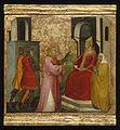 Lorenzo di Niccolò - Saint Lawrence Arraigned Before the Prefect Valerianus - Google Art Project.jpg