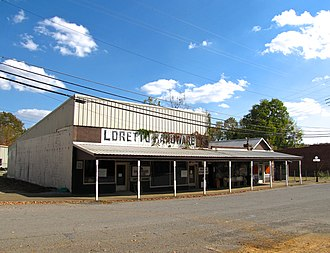 Lawrence County, Tennessee - Loretto