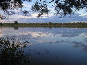 Santiago del Estero Province - Lake Los Pozos