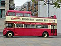 Lothian Buses open top tour bus RCL Routemaster Mac Tours livery.jpg