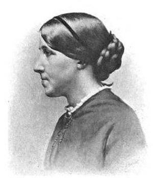 Hospital Sketches - Louisa May Alcott in 1862