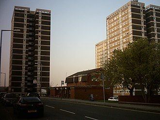 Lovell Park - Image: Lovell Park Flats