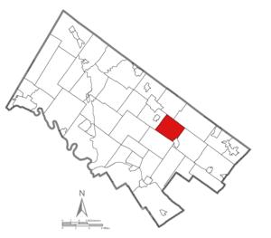 Lower Gwynedd Township, Montgomery County, Pennsylvania - Image: Lower Gwynedd Township Montgomery County