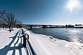Lower Landing Park and Mississippi River, Winter in St. Paul, Minnesota (26610759968).jpg