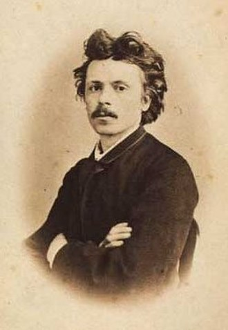 Ludvig Abelin Schou - L.A. Schou (1860s)
