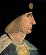 Ludvig XII av Frankrike på målning från 1500-talet.jpg