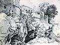 Ludwig Richter Ariccia Zeichnung.jpg