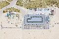 Luftbild eines Pavillons am Strand von Zandvoort in den Niederlanden (47980170098).jpg