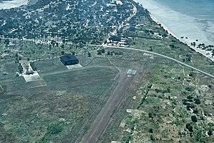 Lumbo Airport - Image: Lumbo Airport