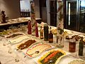 Lunch buffet in Al-Bustan Palace hotel.jpg