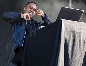Lunice - Lunice in 2014