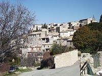 Lurs village.JPG