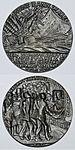 Lusitania commemorative German medal replica.jpg