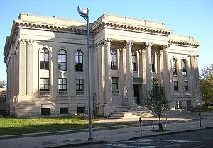 Lynn Public Library - South side