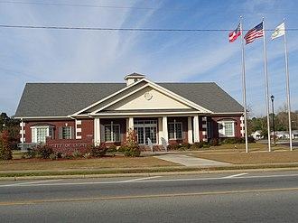 Lyons, Georgia - Lyons City Hall