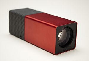 Lytro - The original Lytro camera.