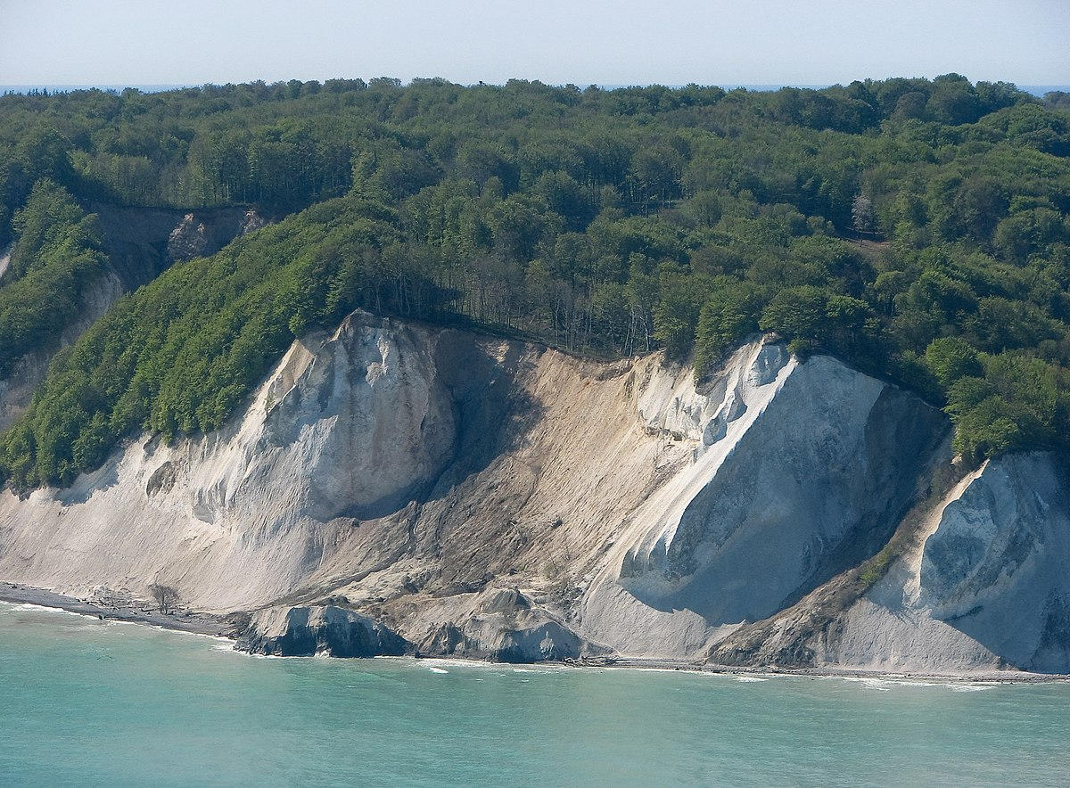 Valued image set: Møns Klint (the Cliffs of Møn) - Wikimedia Commons