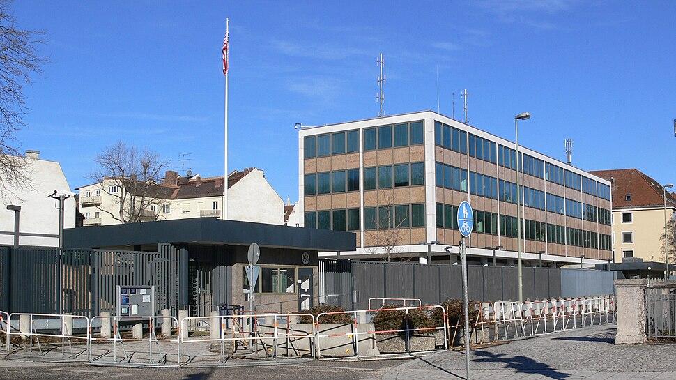 München Amerikanisches Generalkonsulat