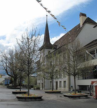 Münchenbuchsee - Münchenbuchsee Castle