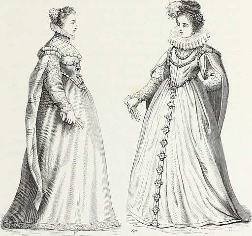 Mœurs, usages et costumes au moyen âge et à l'époque de la renaissance (1871) (14774987341)