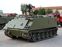 M-113 MILAN Ejército Español