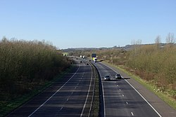M26 towards the West - geograph.org.uk - 327778.jpg
