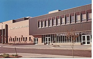 Canton McKinley High School - Image: MCKINLEY SENIOR HIGH SCHOOL