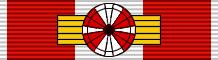 MCO Order of Saint-Charles - Grand Cross BAR