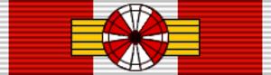 Matthew Festing - Image: MCO Order of Saint Charles Grand Cross BAR