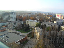 MD.C.C Pedagogical University of Chișinău (campus) nov-2012.JPG