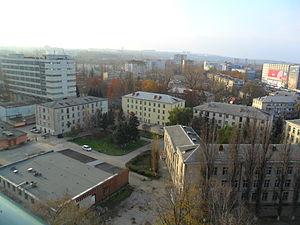 Ion Creangă Pedagogical State University - Campus