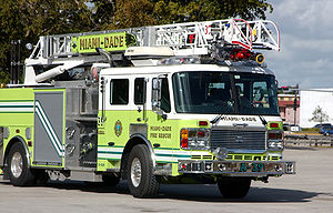 Miami-Dade Fire Rescue Department - MDFR Aerial 39