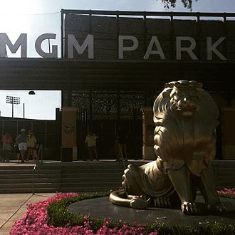 MGM Park - Image: MGM Park