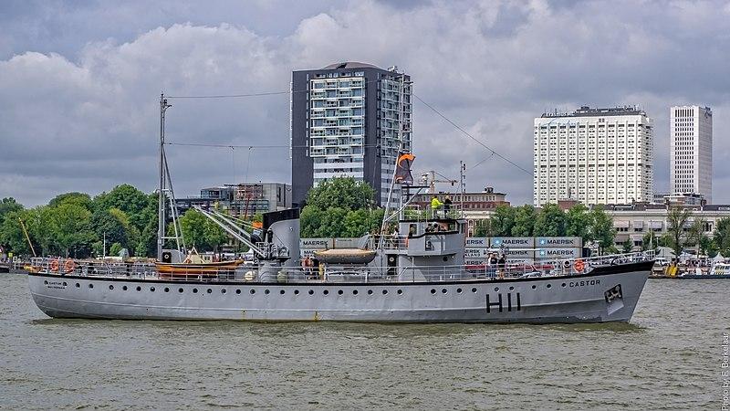 MLV Castor - Port of Rotterdam.jpg